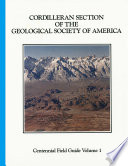 Cordilleran Section of the Geological Society of America