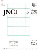 Jnci Journal Of The National Cancer Institute