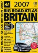 AA Big Road Atlas Britain 2007