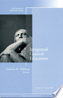 Integrated General Education