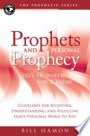 Prophets and Personal Prophecy Book