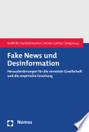 Fake News und Desinformation