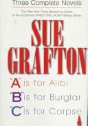 A Is For Alibi [Pdf/ePub] eBook