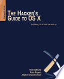 The Hacker S Guide To Os X Book PDF