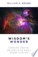 Wisdom s Wonder