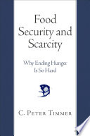 Food Security And Scarcity Book PDF