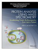 Protein Analysis using Mass Spectrometry