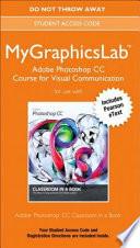 Mylab Graphics Adobe Photoshop CC Course Access Card
