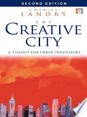 The Creative City, A Toolkit for Urban Innovators by Charles Landry PDF