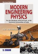 Modern Engneering Physics Pdf/ePub eBook