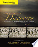 Cengage Advantage Series  Voyage of Discovery  A Historical Introduction to Philosophy