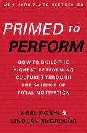 Primed to Perform Pdf/ePub eBook