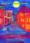 Der Herr Hans-Joachim Krause: Gedichte