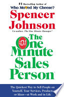 The One Minute Sales Person Book PDF