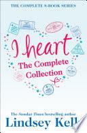Lindsey Kelk 8 Book    I Heart    Collection  I Heart New York  I Heart Hollywood  I Heart Paris  I Heart Vegas  I Heart London  I Heart Christmas  I Heart Forever  I Heart Hawaii