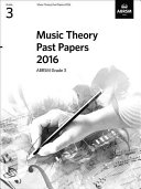 Nusic Theory Past Papers