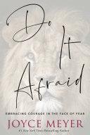 Do It Afraid Book