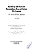 Fertility Of Malian Tamasheq Repatriated Refugees