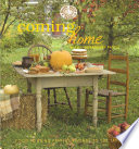 Coming Home with Gooseberry Patch Cookbook