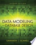 Data Modeling and Database Design Book