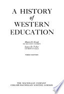 A History of Western Education