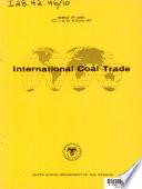 International Coal Trade