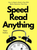 Speed Read Anything