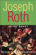 Hotel Savoy [Pdf/ePub] eBook