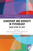 Leadership and Diversity in Psychology