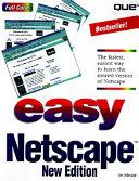 Easy Netscape Communicator 4 Book