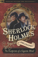 Sherlock Holmes and Philosophy Pdf/ePub eBook