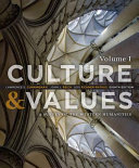 Culture And Values A Survey Of The Western Humanities Volume 1