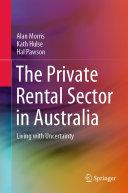 The Private Rental Sector in Australia Pdf/ePub eBook