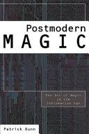 Postmodern Magic