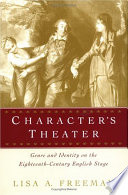Character S Theater