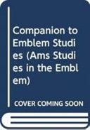 Companion to Emblem Studies