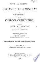 Victor Von Richter's Organic Chemistry: Carbocyclic and heterocyclic series