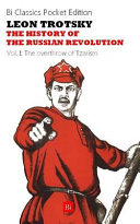 The History of the Russian Revolution Vol. I