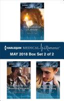 Harlequin Medical Romance May 2018   Box Set 2 of 2