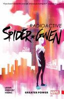 Spider Gwen Vol  1