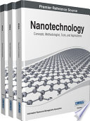 Nanotechnology: Concepts, Methodologies, Tools, and Applications
