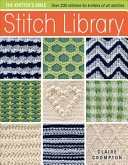 The Knitter S Bible Stitch Library