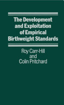 Development and Exploitation of Empirical Birth Weight Standards