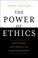 The Power of Ethics Pdf