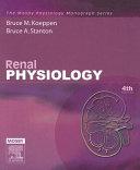 Renal Physiology Book PDF