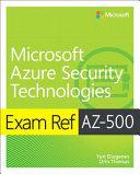 Exam Ref Az 500 Microsoft Azure Security Technologies