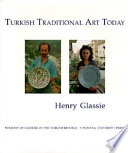 Turkish Traditional Art Today
