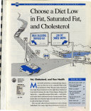 Choose a Diet Low in Fat  Saturated Fat  and Cholesterol