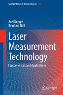 Laser Measurement Technology Pdf/ePub eBook