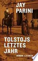 Tolstojs letztes Jahr